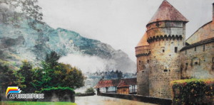 Печать на холсте Волгоград цена